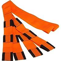 Forearm Forklift correas para levantar y transportar | para mudanzas o aparatos domesticos, colchones y otros objetos peasdos hasta 362 kg | para 2 personas | color anaranjado | modelo L74995CN