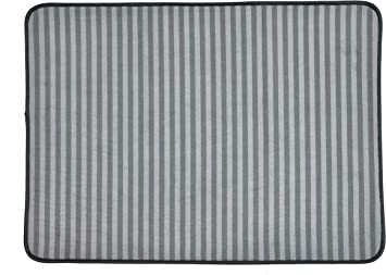 Bone Dry Striped Pet Cage Mat | Amazon
