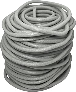 Frost King C22CP Caulk Saver Bulk Contractor Pack, 1/2 inch Diameter x 250' Long,,, Grey