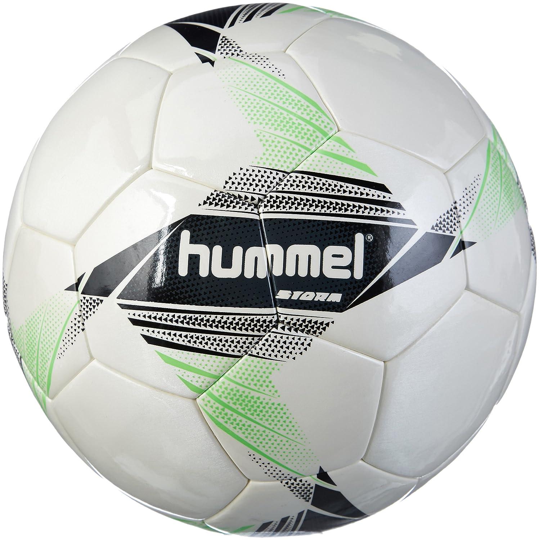hummel Fußball Storm Football 2015 - Balón de fútbol, Color Blanco ...