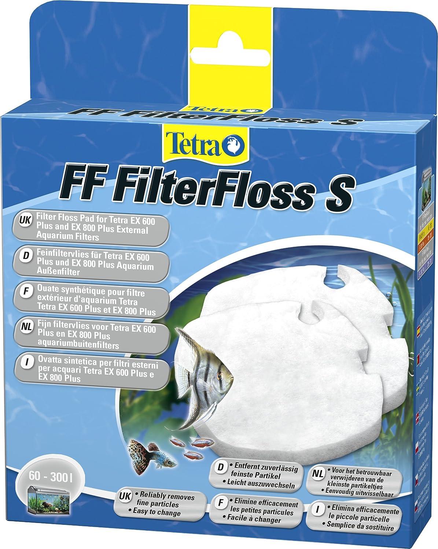 TetraTec Filter Floss FF600/FF700, Ricambio per Filtro