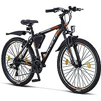 Bicicleta de montaña Licorne Bike Effect de 26 pulgadas, cambio Shimano de 21…