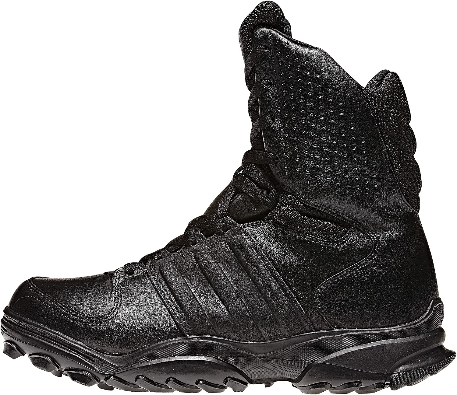 Partido perspectiva libertad  Adidas GSG 9.2 Hi Black Desert Military Boots Size 12 UK: Amazon.co.uk:  Shoes & Bags
