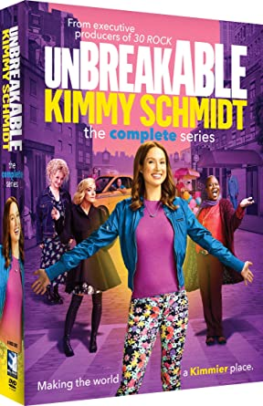 Unbreakable Kimmy Schmidt - The Complete Series - DVD