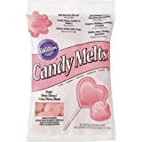Wilton Pink Candy Melts, 12-Ounce