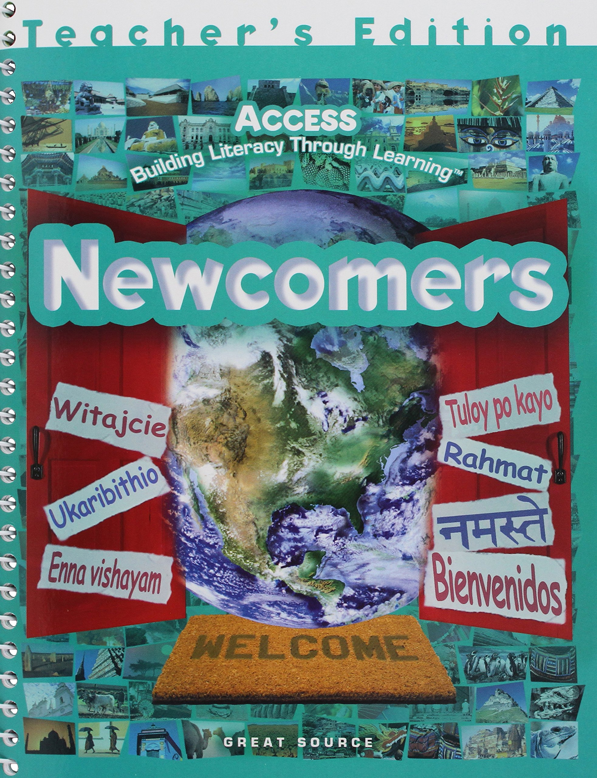 Newcomers, Teacher's Edition, Grades 6-8 PDF
