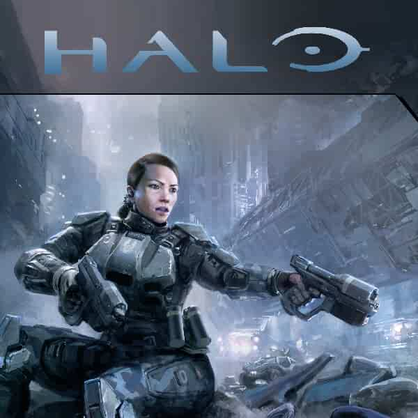 HALO Issues Reihe In 5 Banden