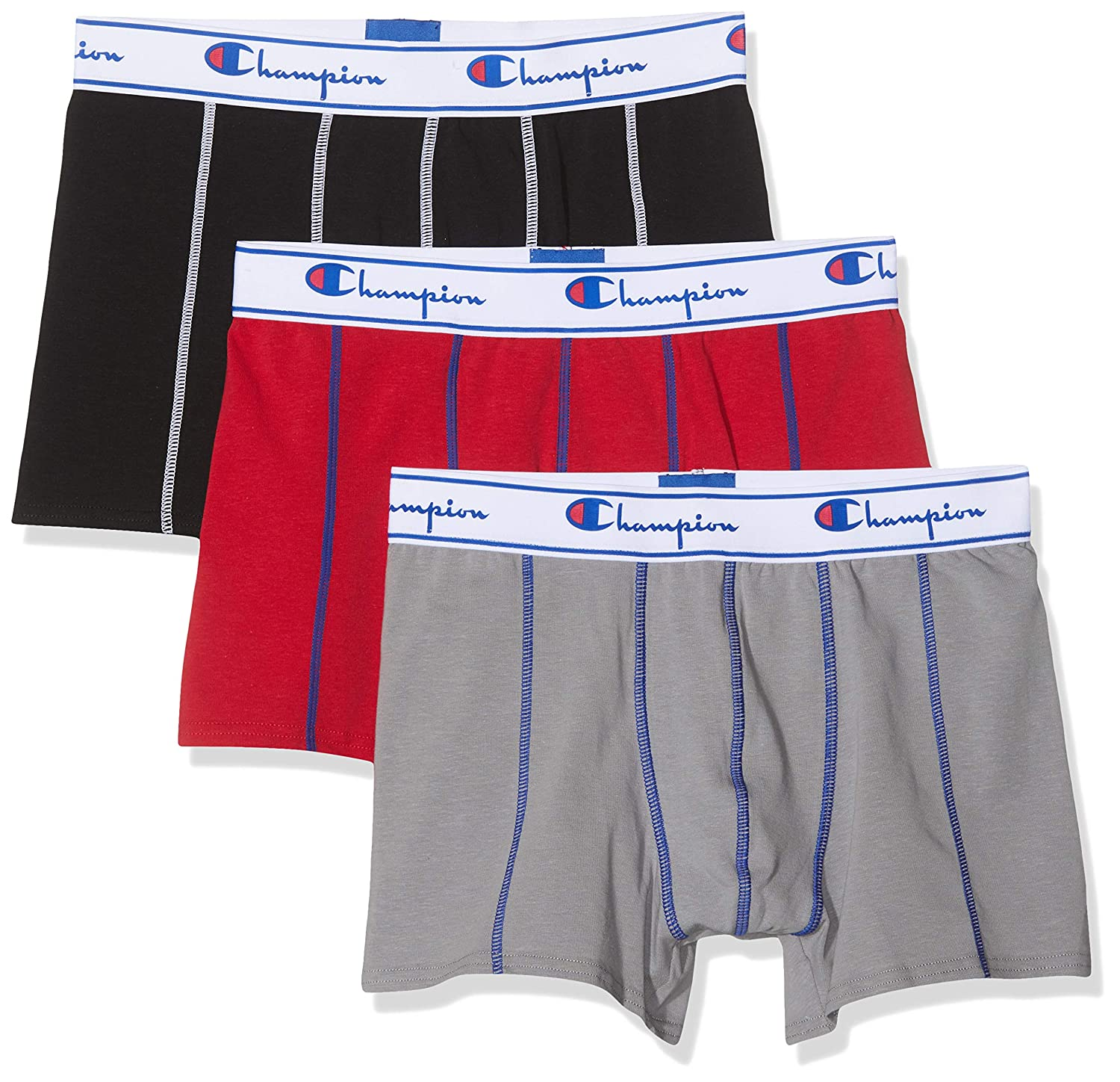 Pack of 3 Champion Mens Boxer Shorts