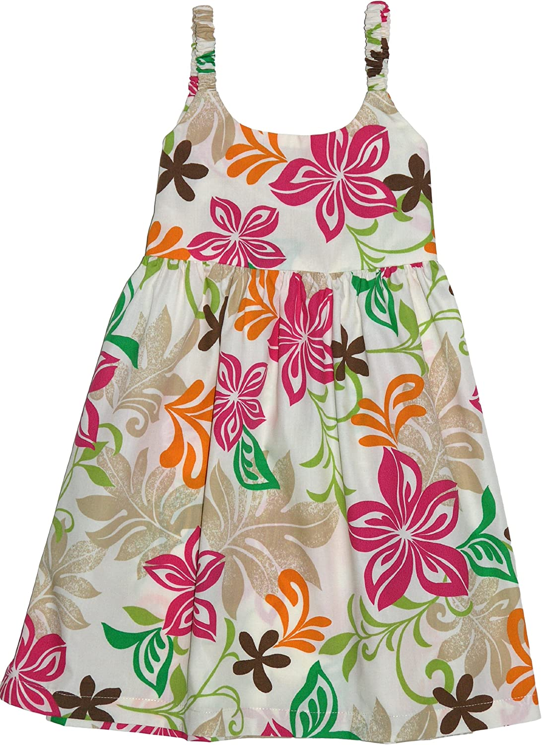 RJC Girls Summer Carnival Bungee Dress