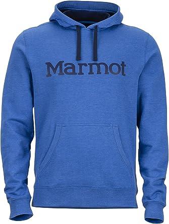 Marmot Logo Hoody