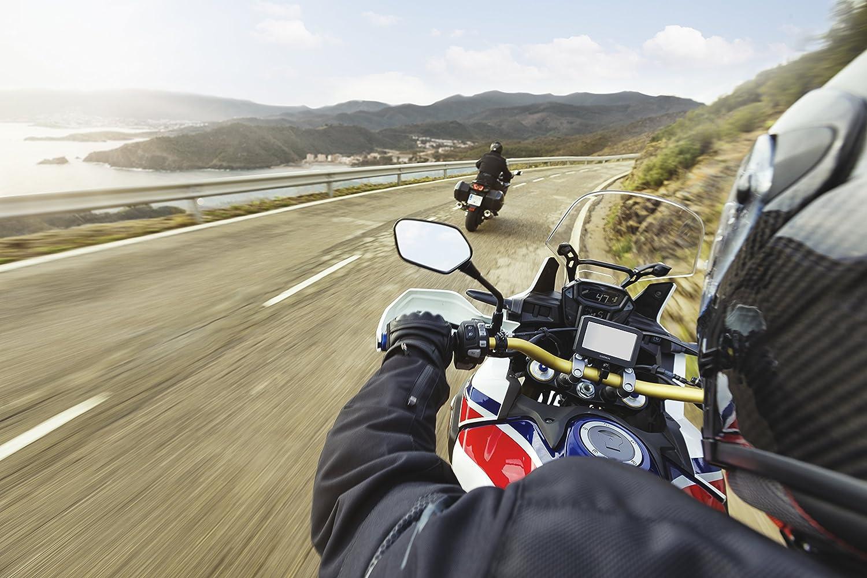 Garmin Zumo 396LMT-S Motorbike Satellite Navigation System with UK//Ireland//Full Europe Maps//Free Lifetime Map Updates and Bluetooth Black