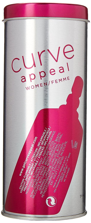 Liz Claiborne Curve Appeal Eau De Toilette Spray for Women, 2.5 Ounce