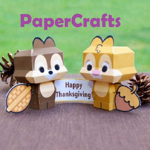 (Papercrafts)