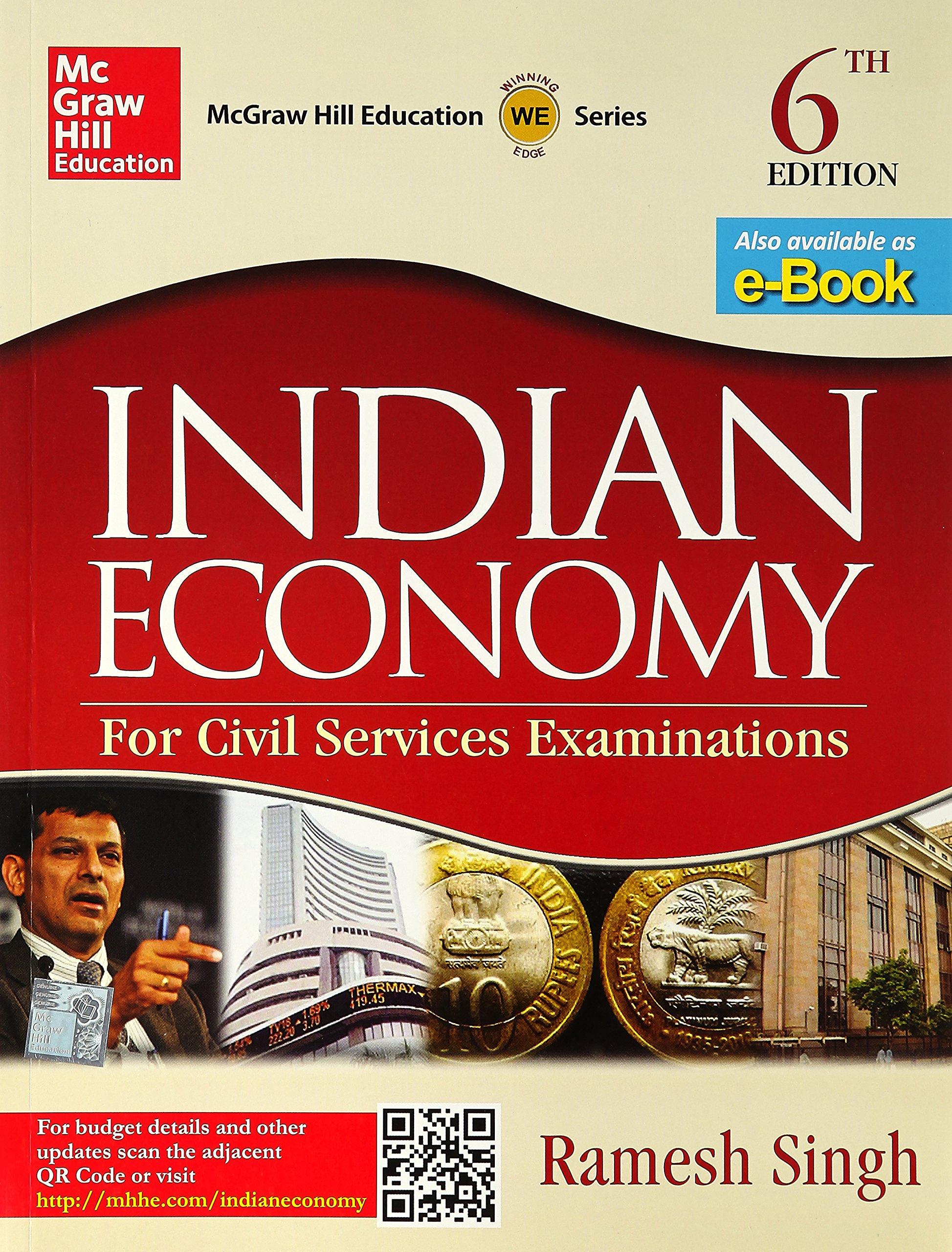 n economy ramesh singh com books