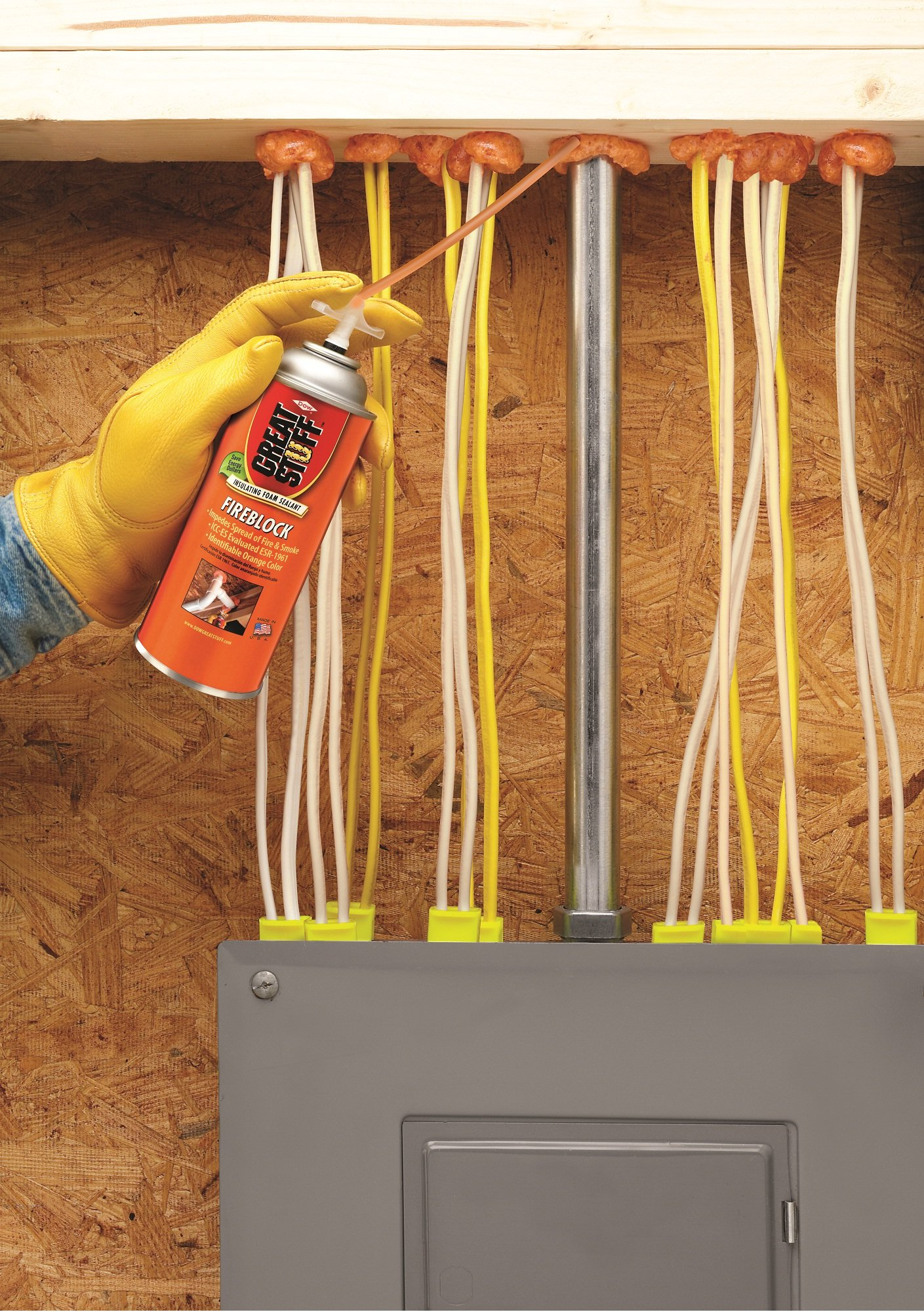 GREAT STUFF Fireblock 12 oz Insulating Foam Sealant - 306179