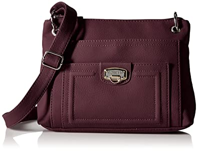 bc0579f8ec0d Rosetti Triple Play Roxanne Cross Body Bag