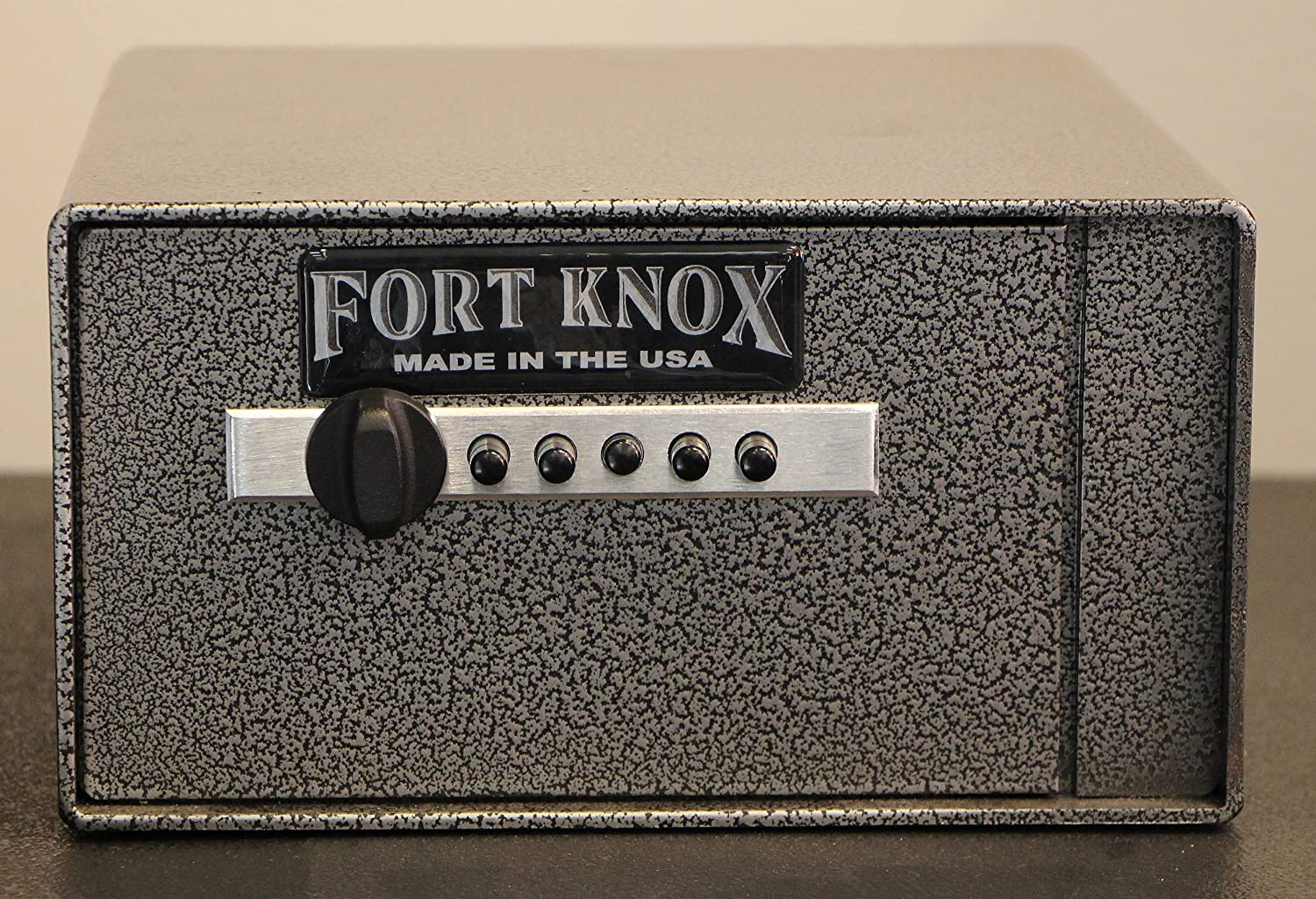 3. Fort Knox Personal Pistol Safe