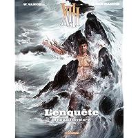 XIII - tome 13 - The XIII Mystery - L'Enquête (Nouvelle couverture)