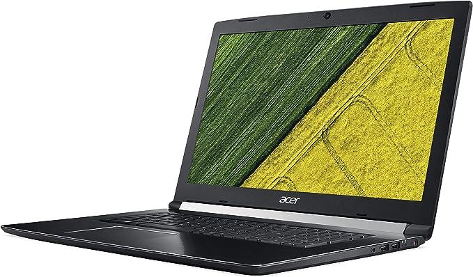 Amazon Com Acer Aspire 7 A717 72g 700j 17 3 Ips Fhd Gtx 1060 6gb Vram I7 8750h 16 Gb Memory 256 Gb Ssd Windows 10 Vr Ready Gaming Computers Accessories