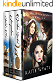 Box set Sweet Frontier Cowboys Novels 4-6: (Sweet Frontier Cowboys Collection Book 2)