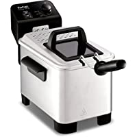 Tefal FR333040 Easy Pro Deep Fryer, 1.2 kg Capacity, 2100 W, Stainless Steel
