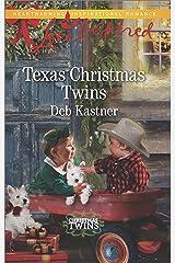 Texas Christmas Twins Kindle Edition