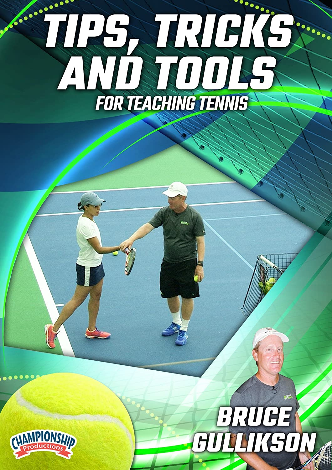 Amazon.com: Tips, Tricks and Tools for Teaching Tennis: Bruce Gullikson: Movies & TV
