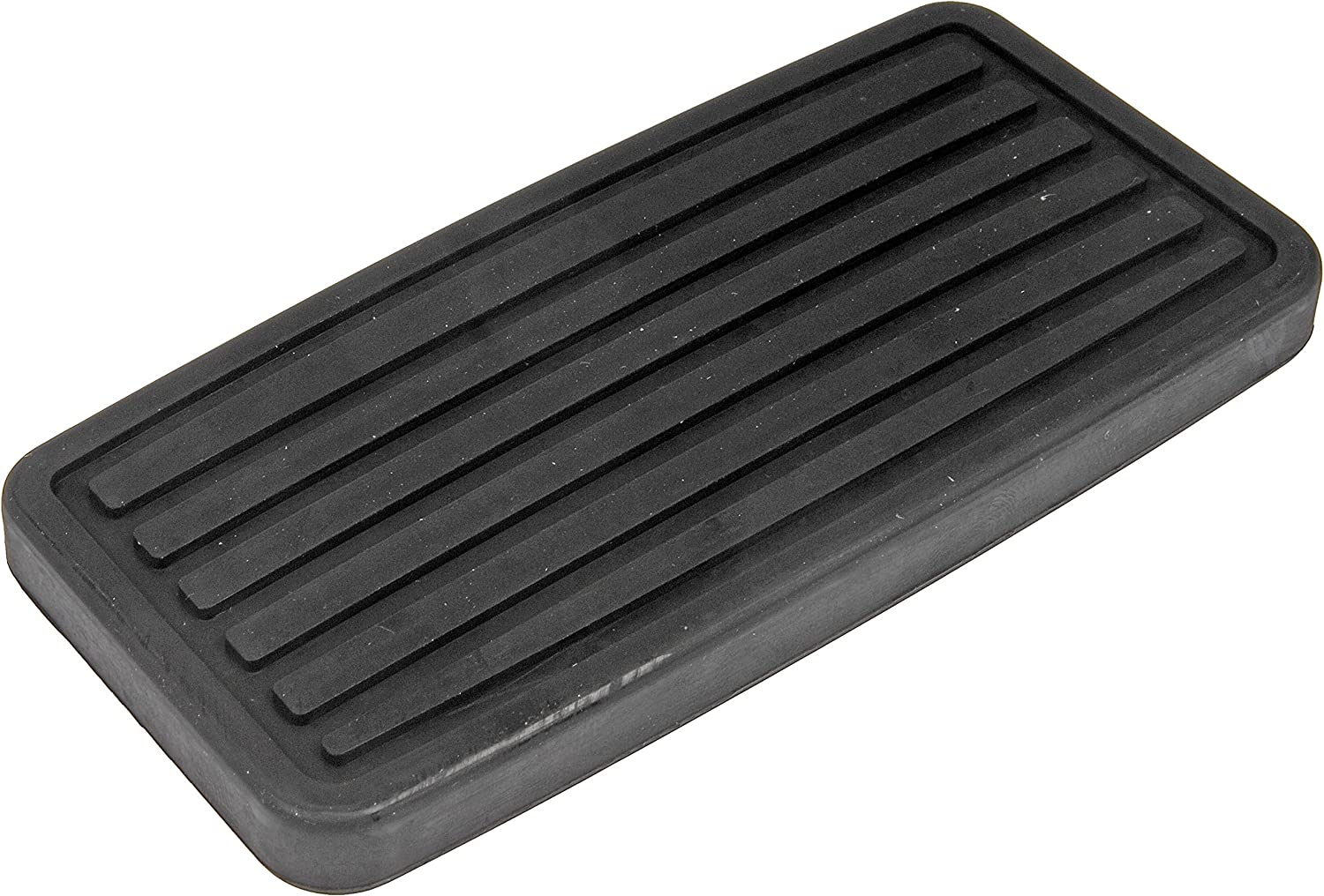 Drag Specialties Replacement Rubber Pad for Chrome Brake Pedal Pads DS-720417