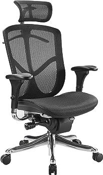 Eurotech Seating Fuzion Luxury FUZ9LX-HI High Back Chair