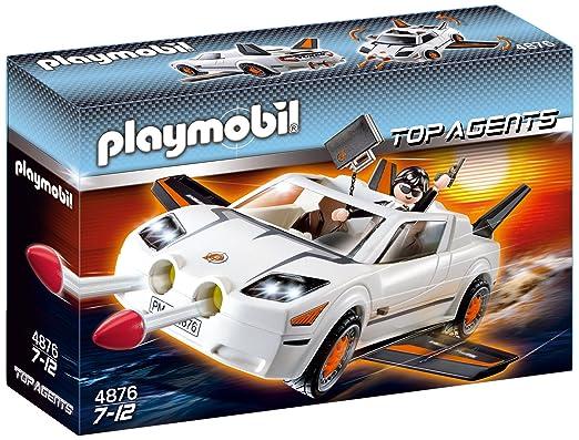 10 opinioni per Playmobil 4876- Super Racer per Agenti Segreti