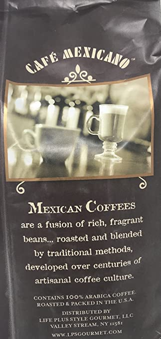 Amazon.com : Cafe Mexicano Ground Coffee (Dulce De Leche) : Grocery & Gourmet Food