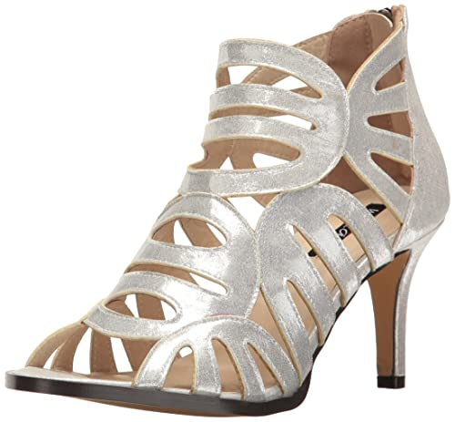 d72c4b02c511 Michael Antonio Women s Lush-met Dress Sandal