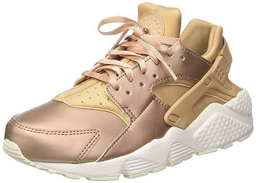 Nike Air Huarache Run PRM TXT, Zapatillas de Gimnasia para Mujer: Amazon.es: Zapatos y complementos