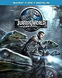 Jurassic World [Blu-ray + DVD + Digital HD] (Bilingual)