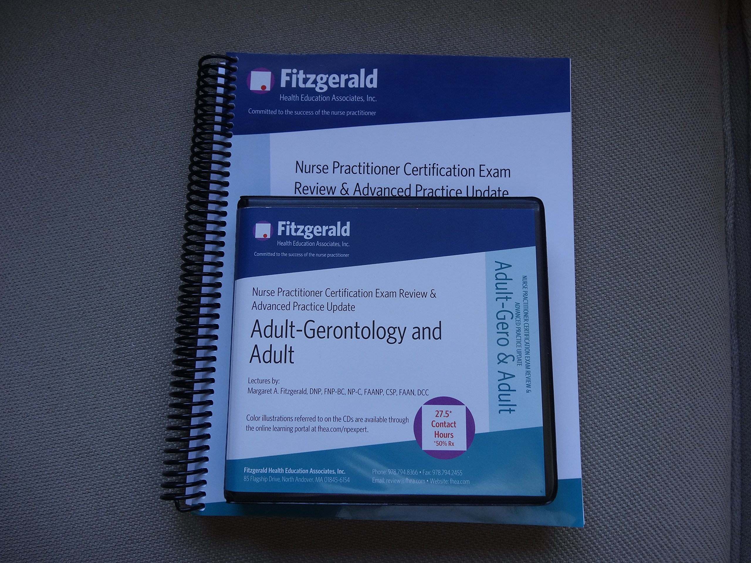 Nurse Practitioner Certification Exam Review & Advanced Practice Update: Family by FitzGerald Health Associates