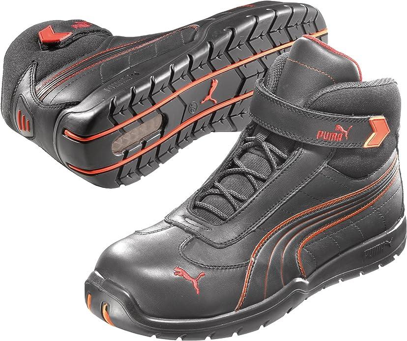 Puma Chaussures de Travail S3 Daytona Mid: