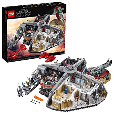 LEGO Star Wars: The Empire Strikes Back Betrayal at Cloud City 75222 Building Kit (2,812 Pieces): Toys & Games