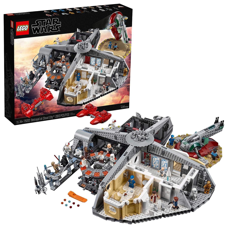 LEGO Star Wars TM Betrayal at Cloud City 75222