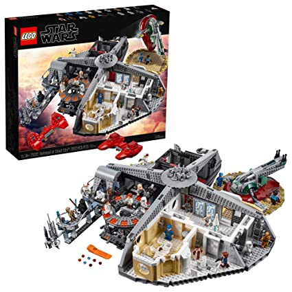 Amazoncom Lego Star Wars Tm Betrayal At Cloud City 75222 New 2019