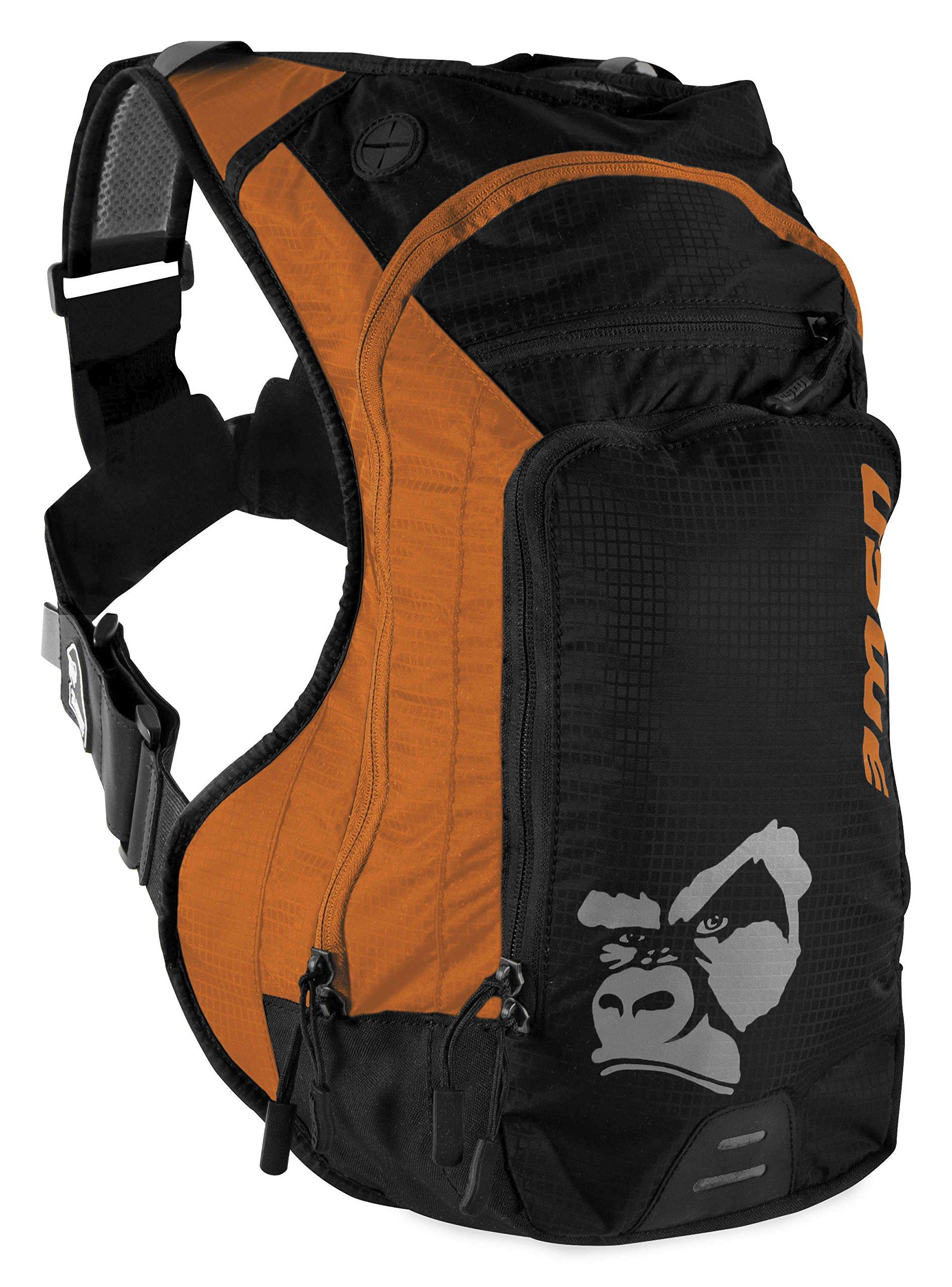 Uswe Orange-Black Ranger - 9 Litre Hydration Pack (Default , Orange) by USWE