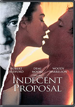 Amazon Indecent Proposal Robert Redford Demi Moore Movies Tv