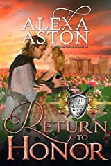 Return to Honor (Knights of Honor Book 10) Kindle Edition
