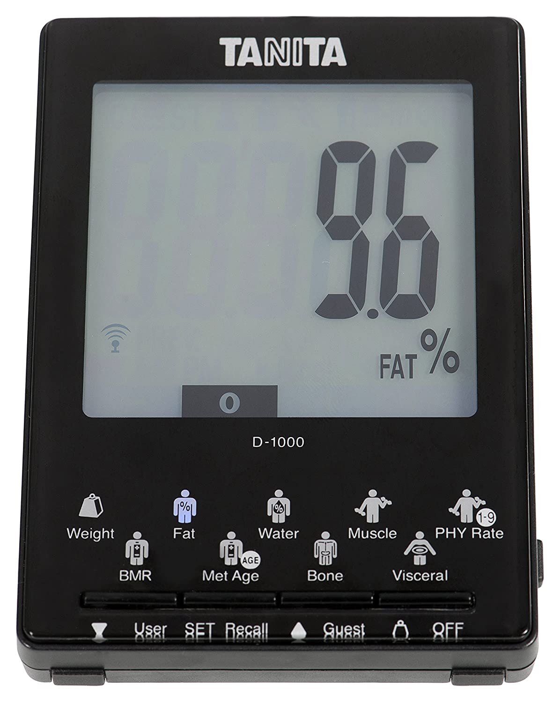 Tanita D-1000 - Dispositivo de conexión inalámbrica para BC-1000 Tanita: Amazon.es: Salud y cuidado personal