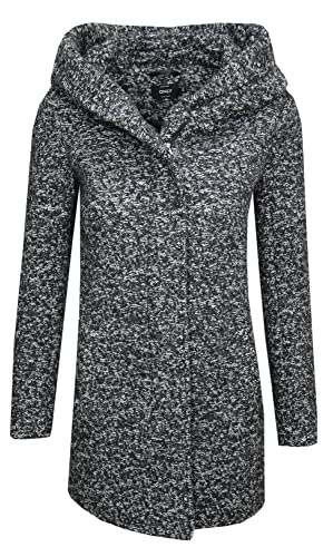 Only Onlindie Sedona Long Wool Coat Cc Otw, Abrigo para Mujer