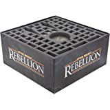 Foam tray value set for the Star Wars Rebellion board game box