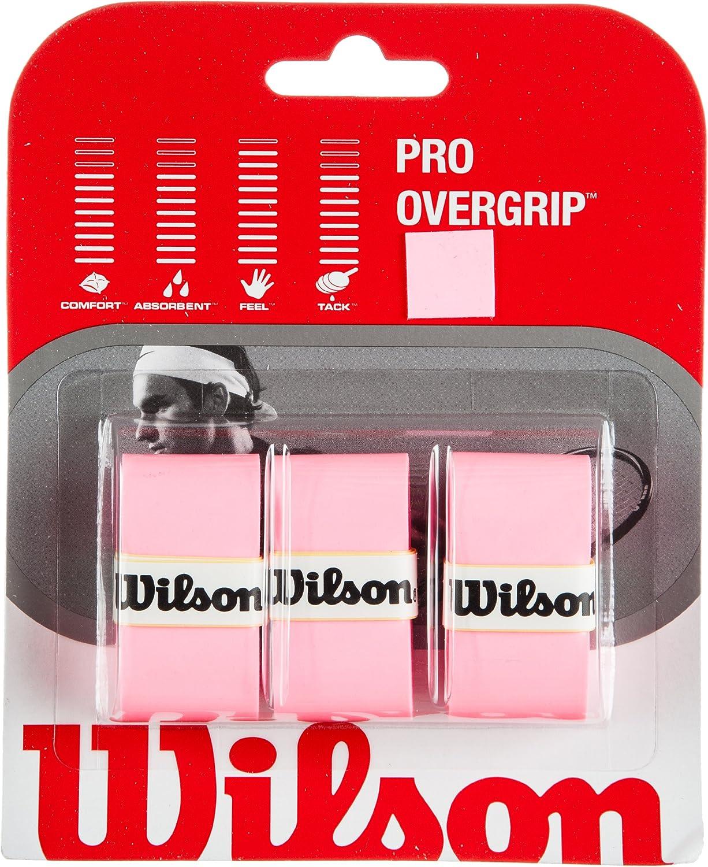 4er Pack Head Xtremesoft Overgrip pink TOP-Griffband für hohe Griffigkeit