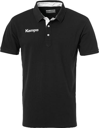 TALLA XL. Kempa Hombre Prime Polo Camiseta