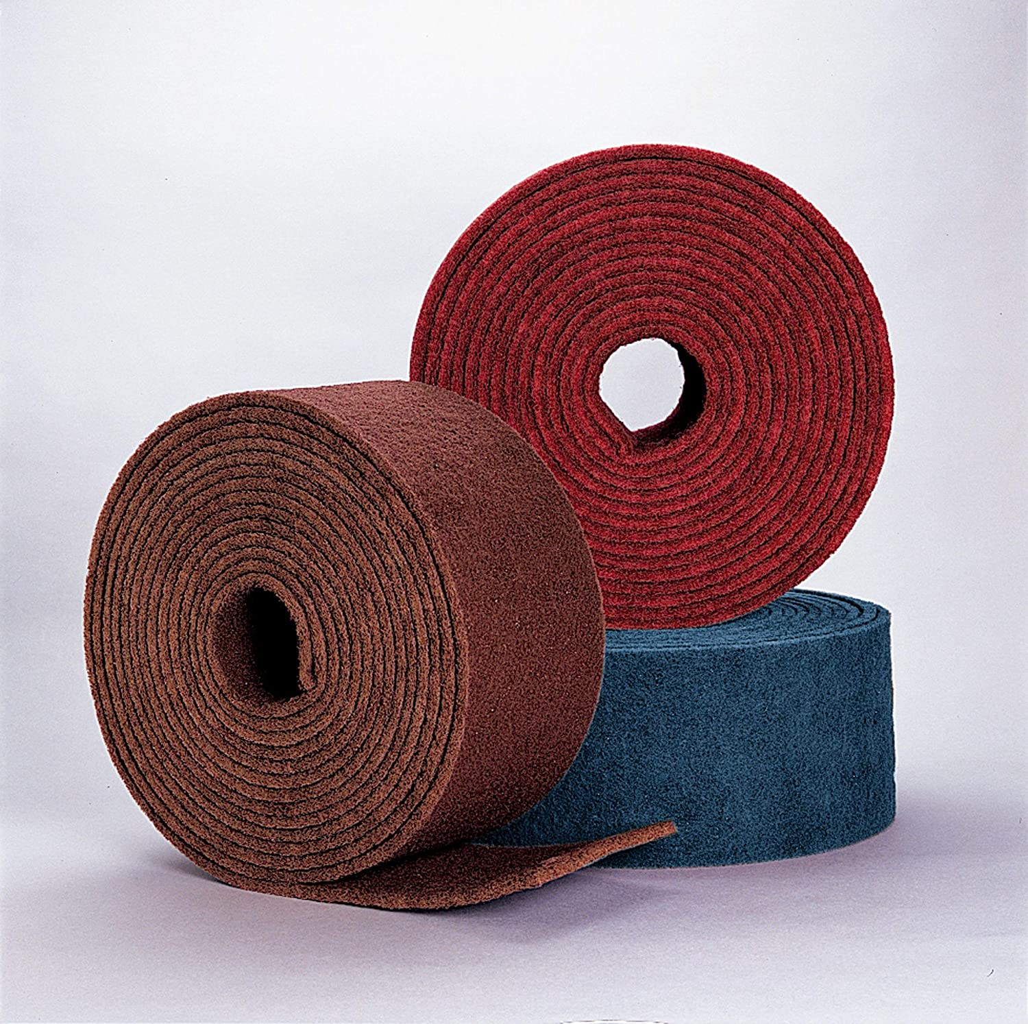 4 x 30  A MED 3 per case Pack of 3 Standard Abrasives 35869-case A//O Buff and Blend HS Roll 830270