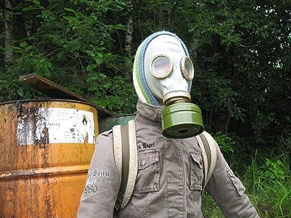 Mascara de gas chernobyl