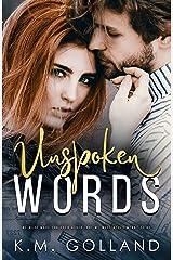 Unspoken Words Kindle Edition